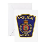 Winnipeg Police Greeting Cards (Pk of 10)