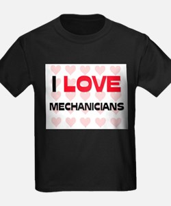 I LOVE MECHANICIANS T