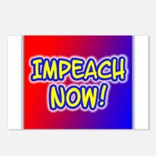 IMPEACH NOW! Postcards (Package of 8)