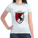 11TH ARMORED CAVALRY REGIMENT Jr. Ringer T-Shirt