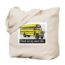 CHECK OUT MY SWEET RIDE Tote Bag