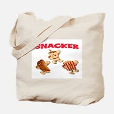 SNACKER Tote Bag