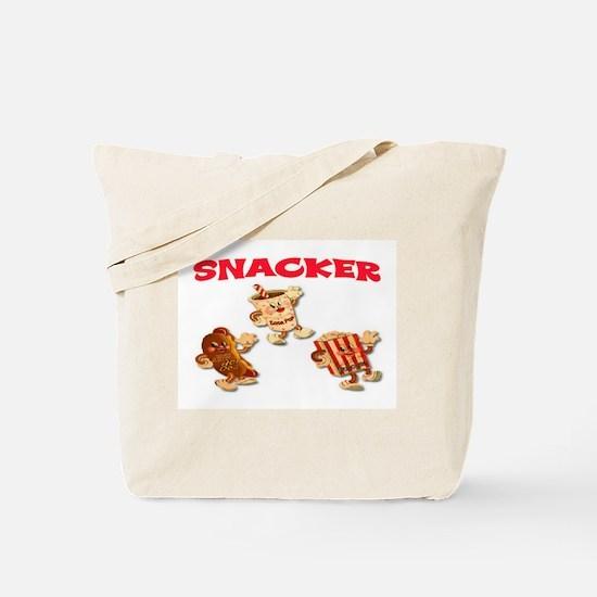 SNACKER Tote Bag