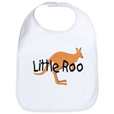 LITTLE ROO - BROWN ROO Bib