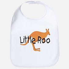 LITTLE ROO - BROWN ROO Bib