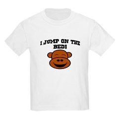 I JUMP ON THE BED! T-Shirt