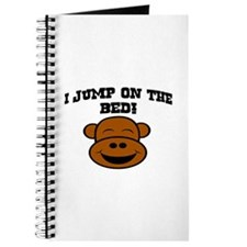 I JUMP ON THE BED! Journal
