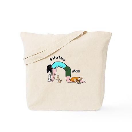 Pilates Mom Tote Bag
