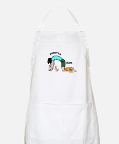 Pilates Mom BBQ Apron