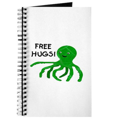 FREE HUGS! Journal