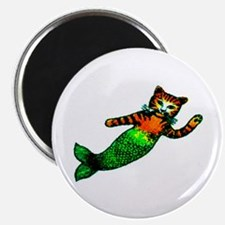 MERMAID KITTY Magnet