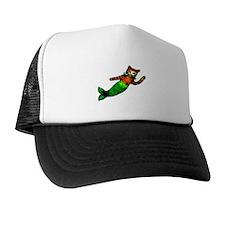 MERMAID KITTY Trucker Hat