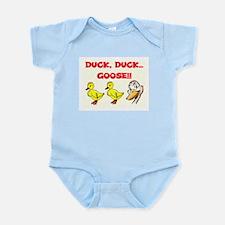 DUCK, DUCK, GOOSE! Infant Bodysuit
