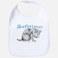 BATHTIME! Bib