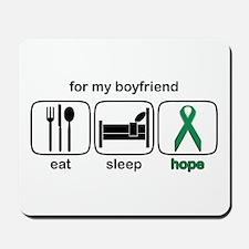 Boyfriend ESHope Kidney Mousepad