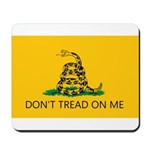 Don't Tread On Me (Gadsden Flag) Mousepad