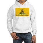 Don't Tread On Me (Gadsden Flag) Hooded Sweatshirt