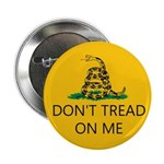 Don't Tread On Me (Gadsden Flag) Button