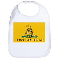 Don't Tread On Me (Gadsden Flag) Bib