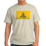 Don't Tread On Me (Gadsden Flag) Ash Grey T-Shirt