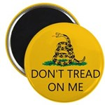 Don't Tread On Me (Gadsden Flag) Magnet