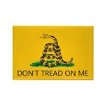 Don't Tread On Me (Gadsden Flag) Rectangle Magnet