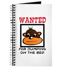 WANTED: JUMPING ON THE BED Journal