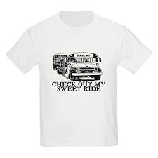 SWEET RIDE II (BUS) T-Shirt