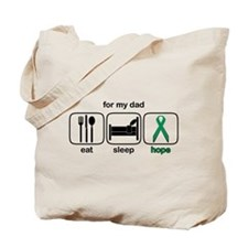 Dad ESHope Kidney Tote Bag