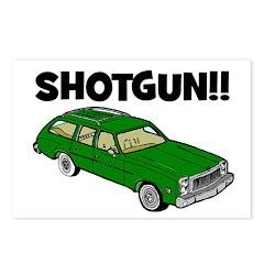SHOTGUN! Postcards (Package of 8)