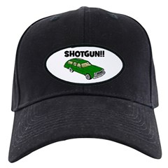SHOTGUN! Baseball Hat