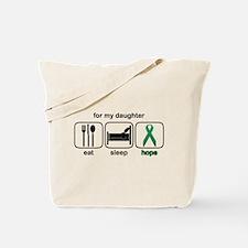 Daughter ESHope Kidney Tote Bag