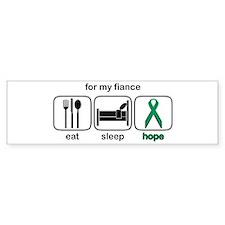 Fiance ESHope Kidney Bumper Bumper Sticker