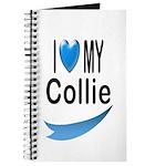 I Love My Collie Journal