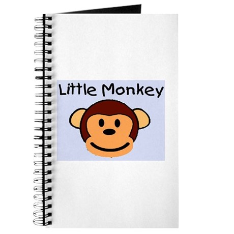 LITTLE MONKEY Journal