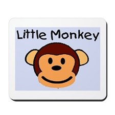 LITTLE MONKEY Mousepad