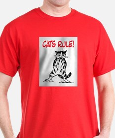 CATS RULE! T-Shirt