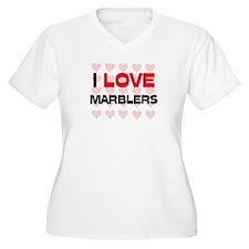 I LOVE MARBLERS T-Shirt