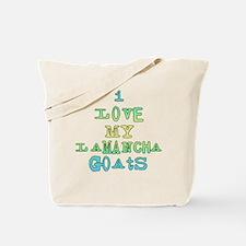Love LaMancha Goats Tote Bag