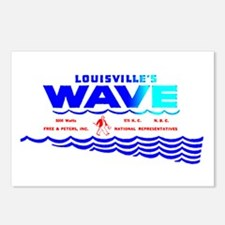 WAVE 970 Postcards (Package of 8)