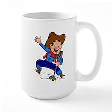 Radio Cowboy Mug
