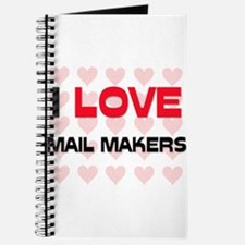 I LOVE MAIL MAKERS Journal