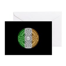 Celtic Shield Greeting Cards (Pk of 10)