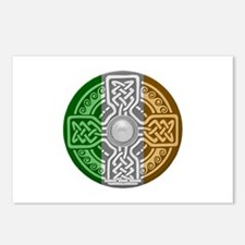 Celtic Shield Postcards (Package of 8)