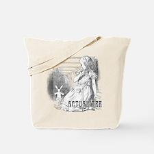 BIG ALICE Tote Bag