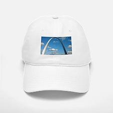 St Louis Arch Baseball Baseball Cap