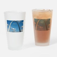 St Louis Arch Drinking Glass