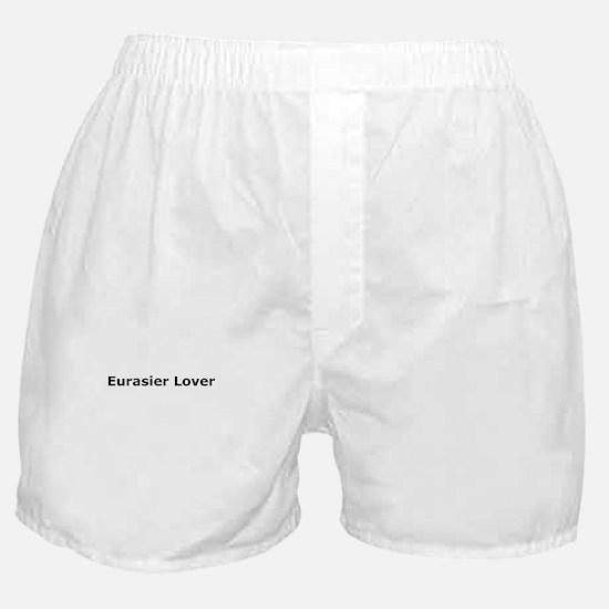Cute Eurasier Boxer Shorts
