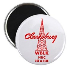 "WBLK 1400 2.25"" Magnet (100 pack)"