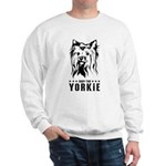 Obey the Yorkie! Yorkshire Terrier Sweatshirt